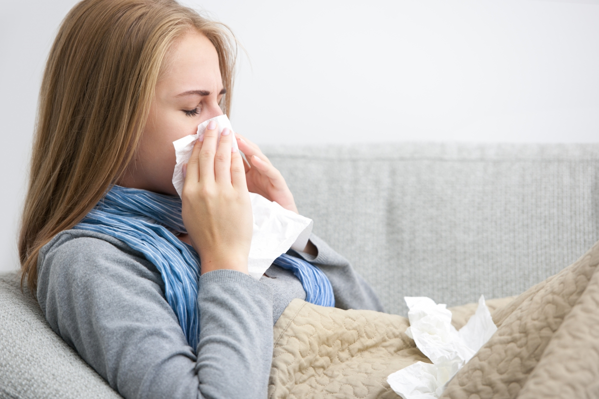 Is My Sinus Infection Contagious?